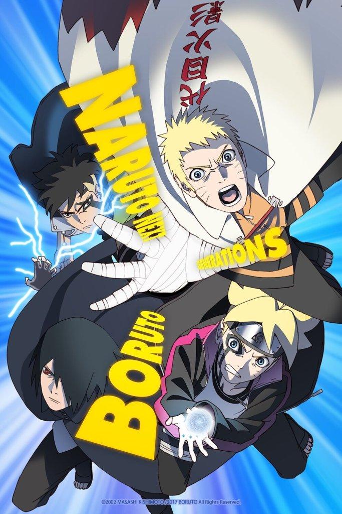 Boruto: Naruto Next Generations, Crunchyroll Unveils Their 2021 Fall Line-Up