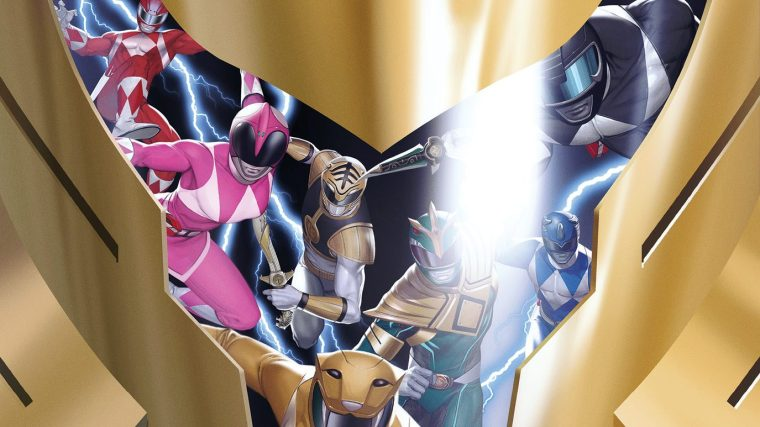 Your First Look at MIGHTY MORPHIN #12 from BOOM! Studios