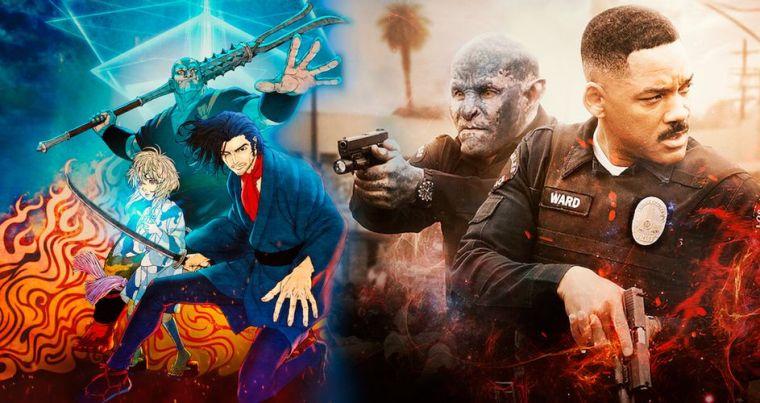 Netflix Anime Spotlight Includes DRIFTING HOME Anime Film -Teases SUPER CROOKS And SAMURAI SOUL