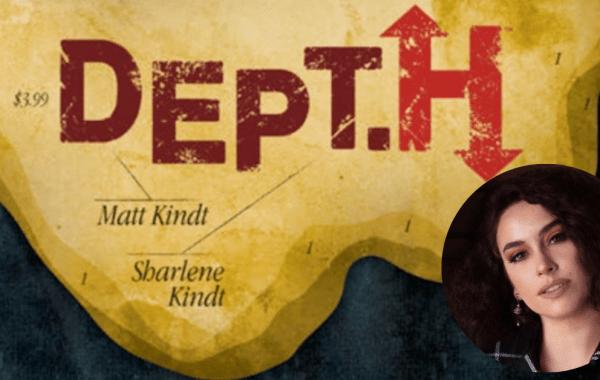 Alice Waddington To Direct Netflix Adaptation of Dark Horse Comic DEPT H