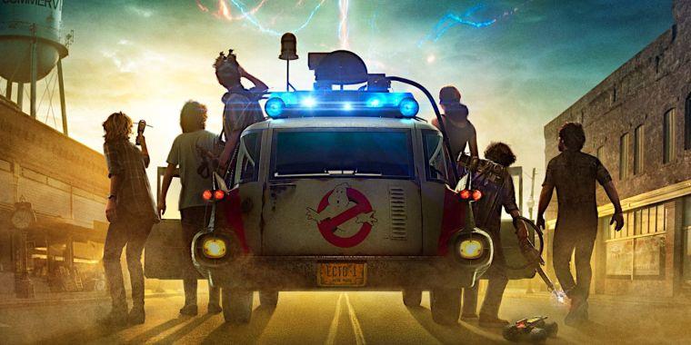 New Photos From GHOSTBUSTERS AFTERLIFE Give Us A Look At Muncher And The Young Cast