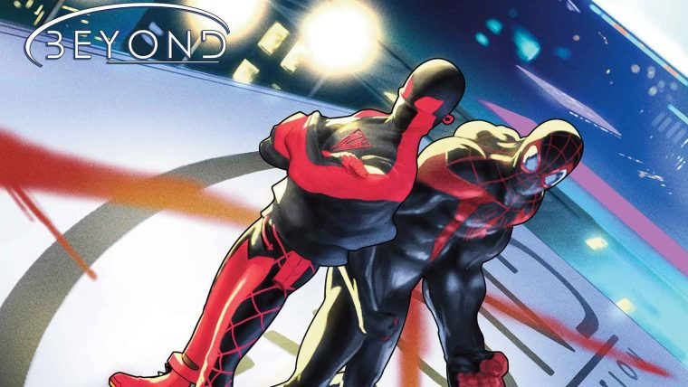 BEN REILLY VS MILES MORALES AS THE BEYOND ERA OF AMAZING SPIDER-MAN HEATS UP IN DECEMBER