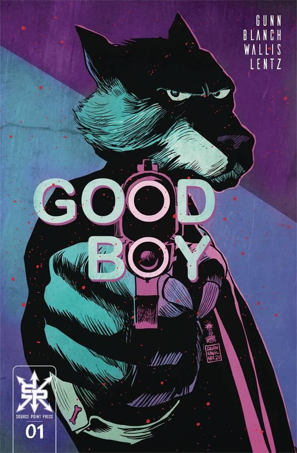 GOOD BOY #1 Review