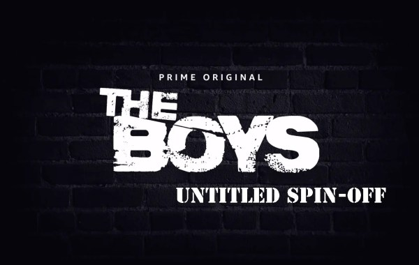 THE BOYS Spinoff Gets an Official Series Order From Amazon