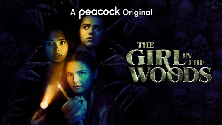 Trailer for New Supernatural Drama Series THE GIRL IN THE WOODS
