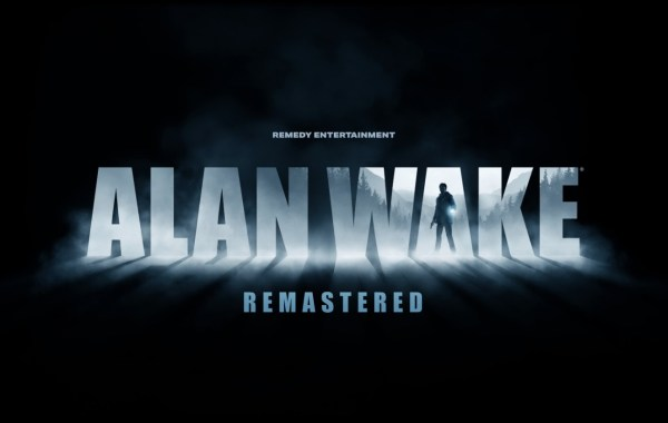 Alan Wake Remastered Is Coming This Fall