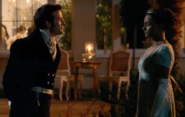 BRIDGERTON Season 2 First Look Footage Revealed