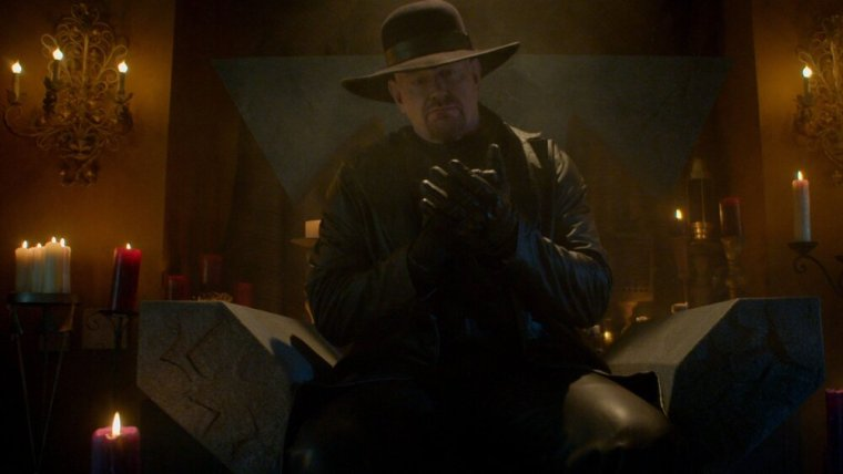 First Look at The Netflix Interactive Wrestling Halloween Horror Film ESCAPE THE UNDERTAKER