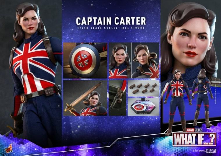 hot toys captain carter 016