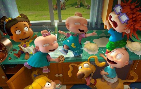 Paramount+ Renews RUGRATS For Season 2