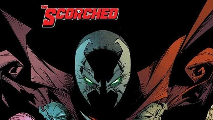 The Todd McFarlane Spawn Universe Expands With The Scorched