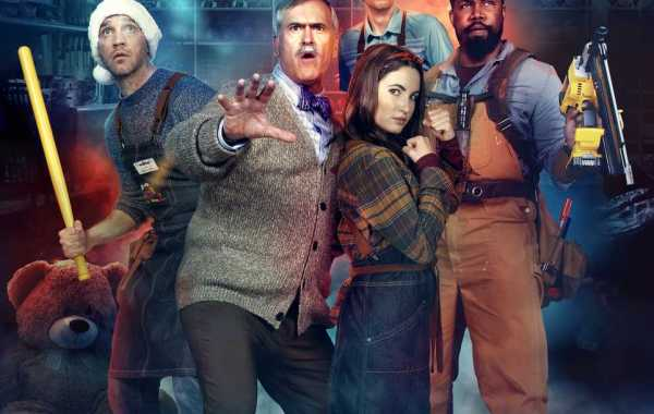 Trailer For The Bruce Campbell and Devon Sawa Film BLACK FRIDAY Shows How The Holidays Can Eat You Alive