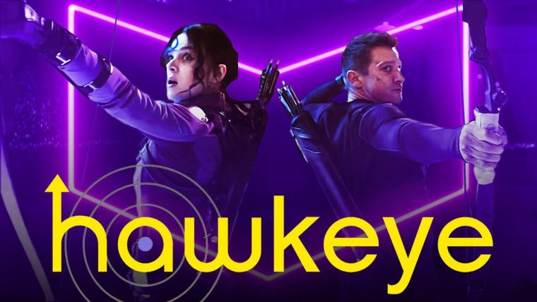 Things Get Complicated In New Trailer For The Marvel HAWKEYE Series