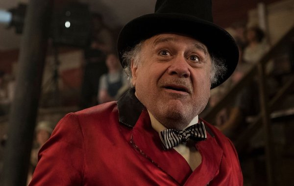 Danny DeVito Joins The Disney Live-Action HAUNTED MANSION Movie