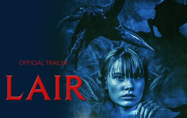 Horrifying Trailer For The Horror Film LAIR