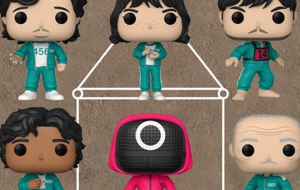Bring The Excitement of SQUID GAME Home With This New Line of Funko Pop Figures