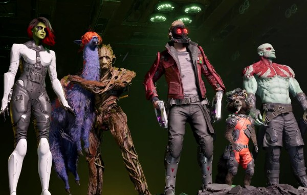 Marvel GUARDIANS OF THE GALAXY LAUNCH TRAILER RELEASED