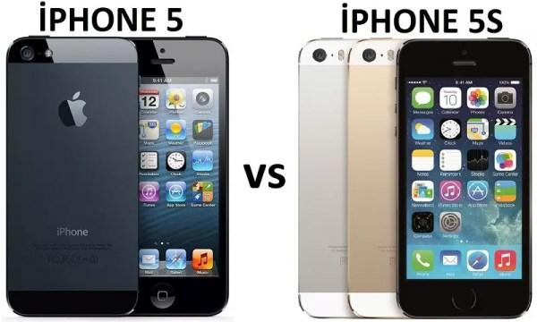Чем отличается iPhone (айфон) 5 от 5s - основные различия