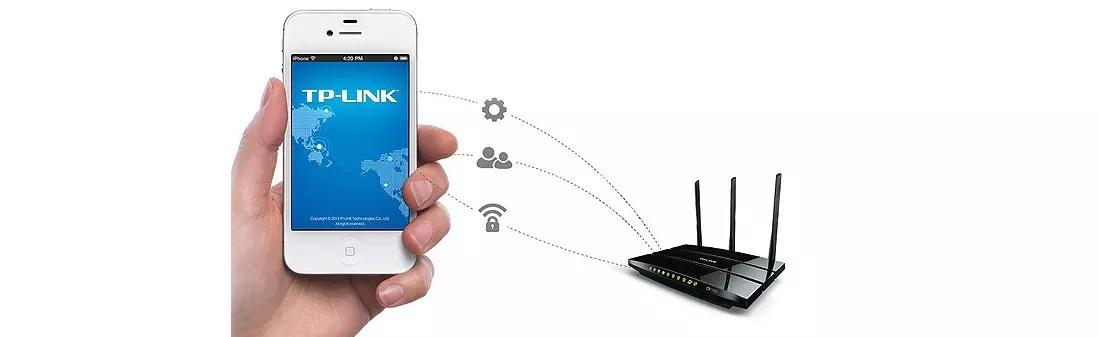 Рис. 2. Смартфон, подключенный к Wi-Fi роутеру