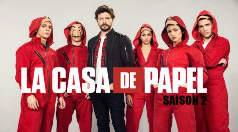 Netflix La Casa Di Carta 3 Parte Data Di Uscita Geek Tv