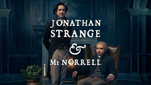 Il pilota: Jonathan Strange And Mr Norrell