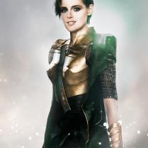 Kristen Stewart è Loki