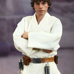 Luke Skywalker Action figure 05
