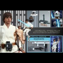 Luke Skywalker Action figure 15