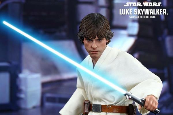 Luke Skywalker, la nuova miniatura