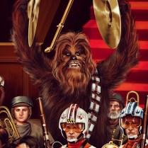"""Sono certo che Chewbacca in qualche lingua significhi """"enfasi""""."""