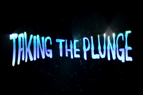 Il corto: Taking the plunge