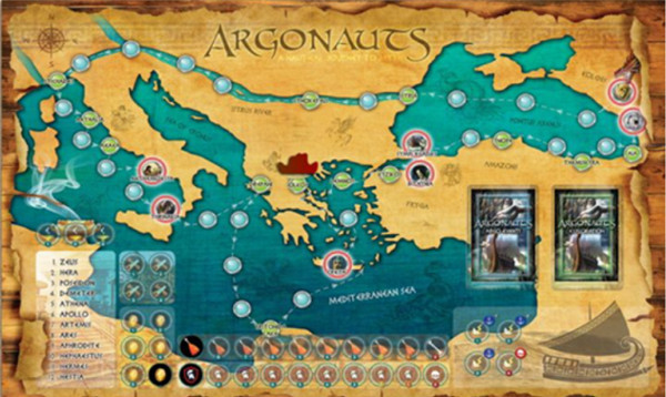 Lo spacciagiochi: Argonauts su Kickstarter