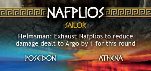 Argonauts eroe dettaglio