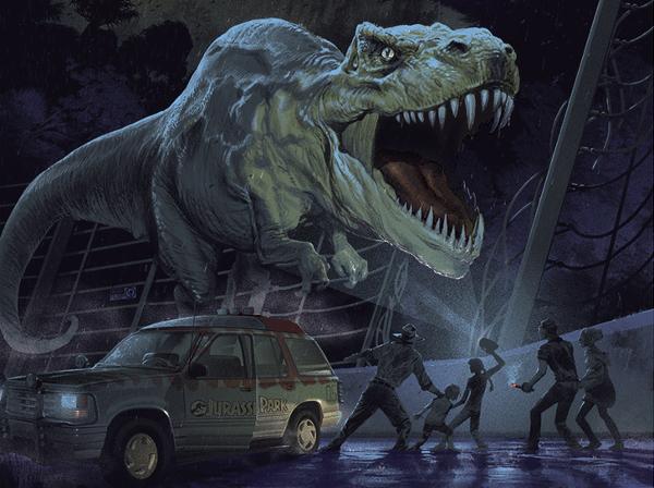 Jurassic Park: Quando i dinosauri governavano la Terra
