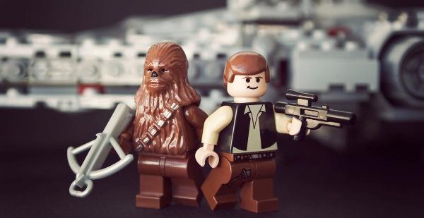 Lego Star Wars: Fai vincere il wookie!
