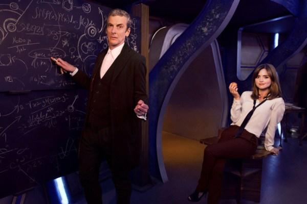 Doctor Who: la prima immagine della IX stagione