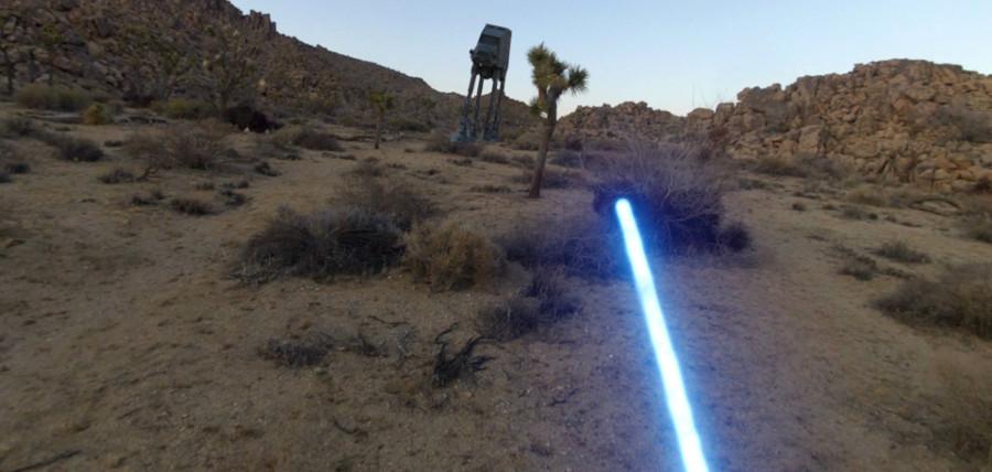 Il corto: Jedi With a GoPro