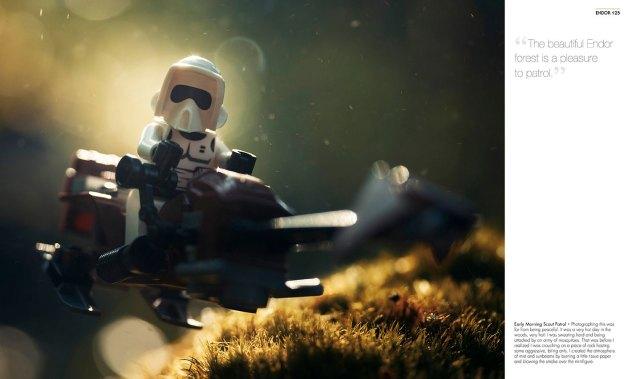 Lego Star Wars Small Scenes 004