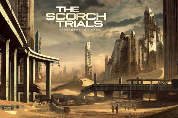Maze Runner: The Scorch Trials – Il trailer