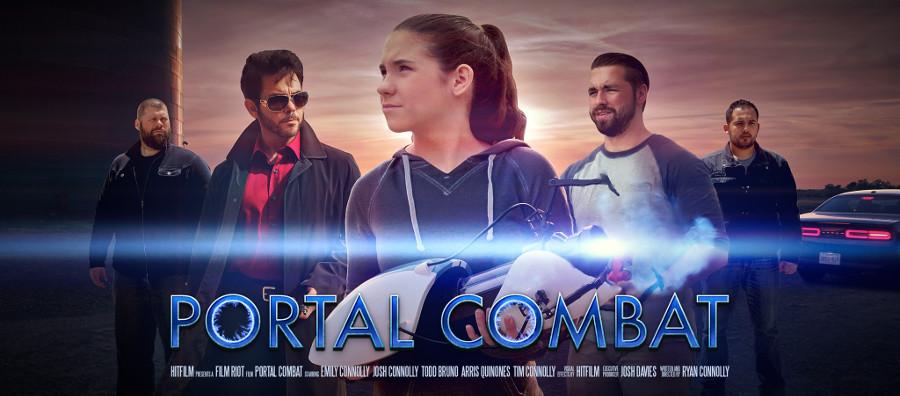 Il corto: Portal Combat