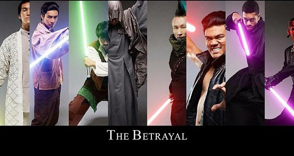 Il corto: The Betrayal