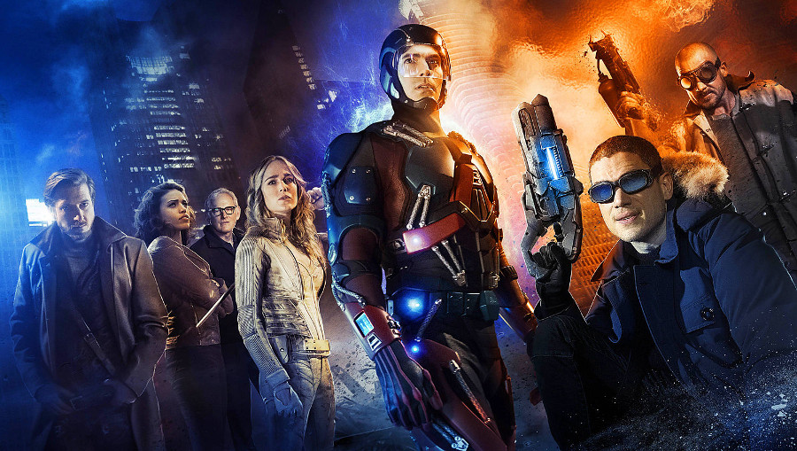 Legends of Tomorrow, rissa da bar nel nuovo trailer