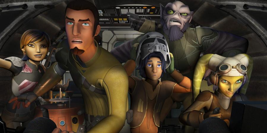Star Wars: nuovi dettagli sulla seconda stagione di Rebels e un possibile crossover!