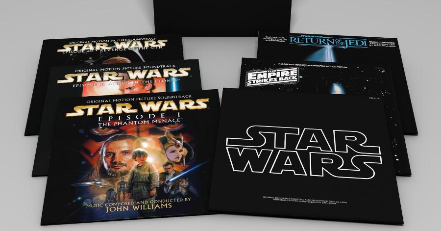 Star Wars: in arrivo la colonna sonora in tre diversi formati