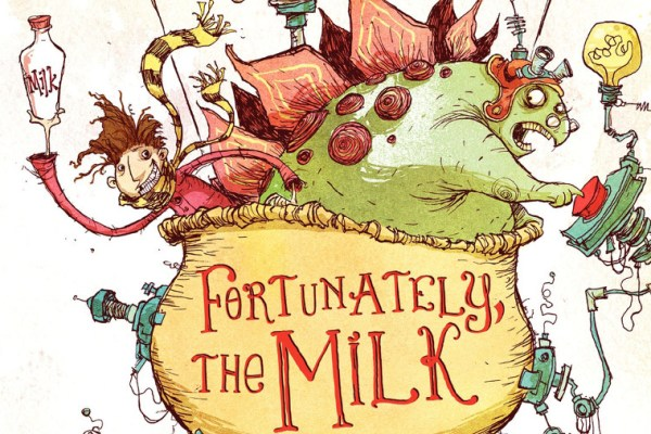 Johnny Depp nel cast di Fortunately, The Milk di Neil Gaiman?