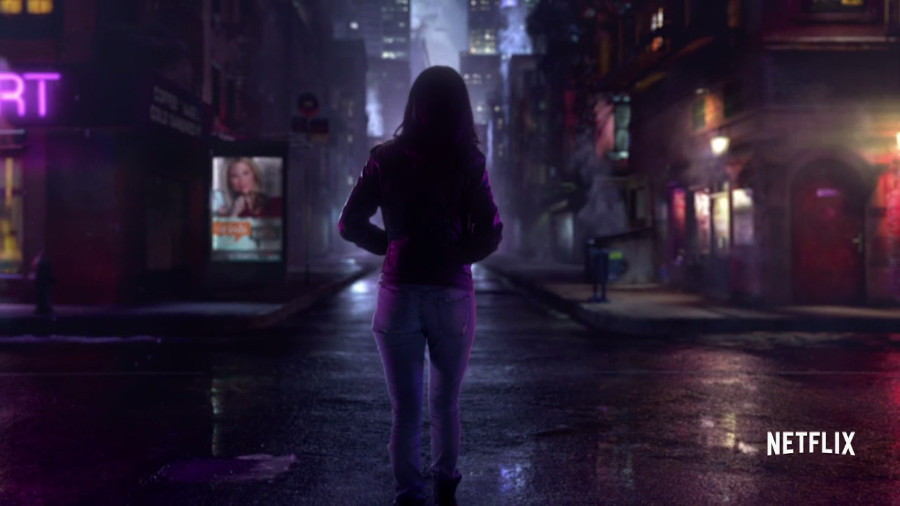 Jessica Jones: troppo spinta per una serie Marvel?