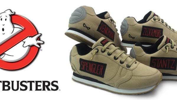 Ghostbusters: le scarpe a tema