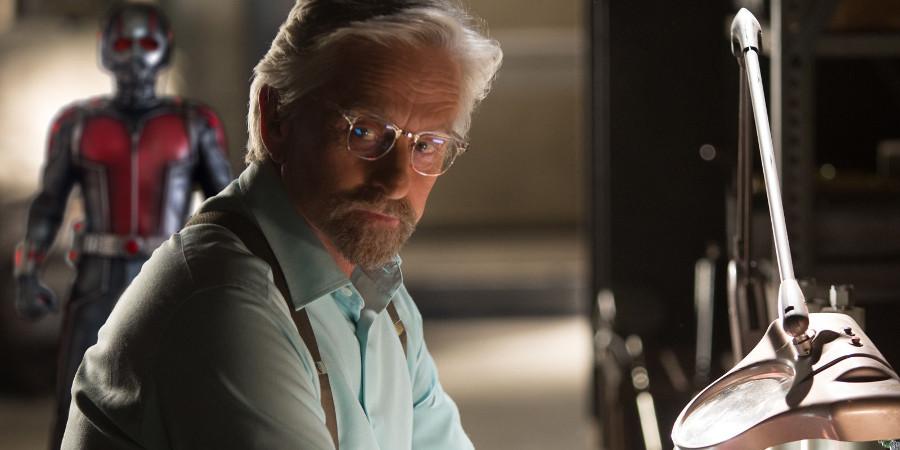 Marvel rivuole Michael Douglas nel prossimo film di Ant Man