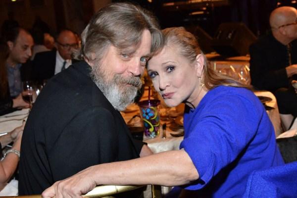 Carrie Fisher parla con Time di Leia nel corso degli anni, da principessa a generale