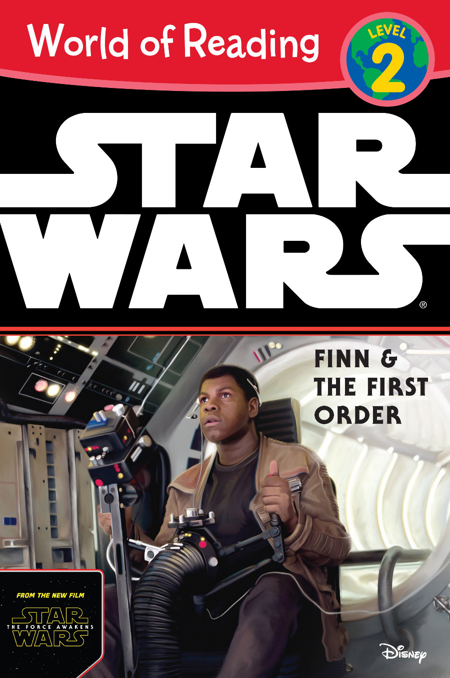 Star Wars - Finn And The First Order